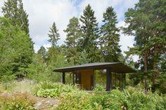 Krupinski/Krupinska Arkitekter Design a Home in the Forest in Sweden