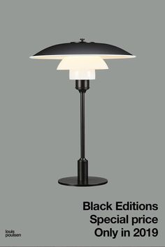 Black Edition - Special price on black editions of PH's icons Home Decor Styles, Lamp, Pendant Lamp Dining, Modern Farmhouse Dining Room Decor, Vintage Table Lamp, Danish Design, Room Decor, Farmhouse Dining Rooms Decor, Floor Lamp Design