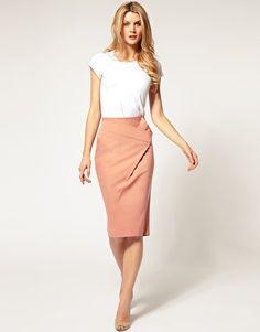 Pencil Skirt!!! $65 pencil skirt, also in black