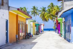 Maafushi, Maldives | 21 Most Colorful And Vibrant Places In The World