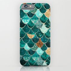 Mermaid Scale Phone Case | Community Post: 17 Perfect Gifts For The Mermaid In Your Life