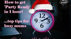 For all the busy ladies ladies out there - how to get 'Party Ready in 1 hour & it works! Ireland Uk, Got Party, Rent Dresses, Rent Me, Dress Rental, Etiquette, How To Get, Blog, Blogging