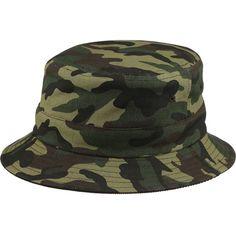 561e5368680 Brixton Tull Bucket Hat (Brown Camo)  39.95