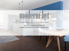 Moderní byt | Kuchyně ve svěžím skandinávském stylu