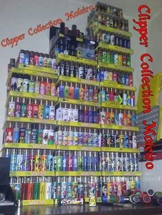 Bic Lighters Collection Awesome Collections Bic