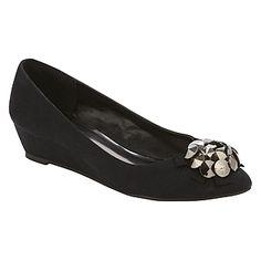 Jaclyn Smith- -Women's Dress Shoe Alura - Black