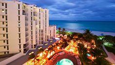 Miami Beach Hotel - Courtyard Cadillac Miami Beach/Oceanfront