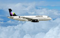 Volaris is Mexico's largest budget airline and flies to 38 destinations (including a few in the U.S.)