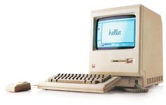 Apple Macintosh 128k (1984)