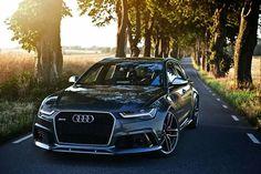 Audi rs6 2016