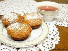 Lenten Baking - Banana Muffins