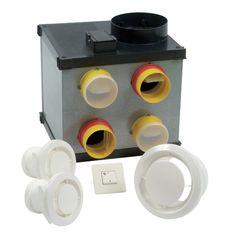 Les 30 Meilleures Images De Vmc Vmc Simple Flux Vmc Double Flux Ventilation Mecanique