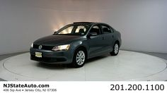 2012 Volkswagen Jetta Sedan 4dr Manual SE w/Convenience & Sunroof - New Jersey State Auto Auction www.NJStateAuto.com - Used Cars below KBB value in Jersey City NJ