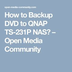9 Best NAS (Synology, QNAP, Seagate, Asustor, etc ) images in 2017