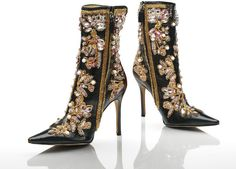 Pair of boots, Dolce  Gabbana, 2000