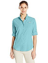 New Columbia Women's Tamiami II Long Sleeve Shirt online. Find the perfect NY Collection Tops-Tees from top store. Sku NEKE25636WWSH76324