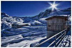 Hintertuxer Gletscher - Österreich