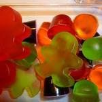 Jujubes au Jell-O Jell O, La Rive, Jello Recipes, Homemade Candies, Cooking Chef, Tupperware, Toffee, Allergies, Kids Meals