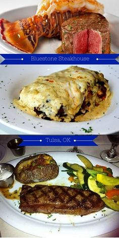 We Ve Found It For You At Bluestone Steakhouse And Seafood In Tulsa This Fantastic Restaurant Serves Up Incredible Dishes An Environment That Mi