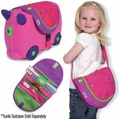 A great accessory to the Trunki...