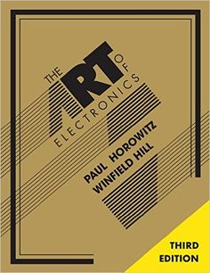 Availability: http://130.157.138.11/record=b3869314~S13 The Art of Electronics [Third Edition] : Paul Horowitz, Winfield Hill: