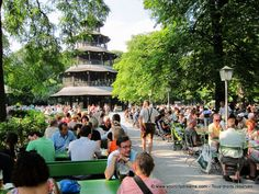 Popular  Munich almost Downtown in the English garden Seehaus im Englischen Garten Pinterest Garten Munich and Bava u