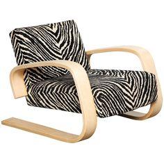 Alvar Aalto Chair, Finland, 1950