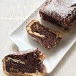 Plumcake Marmorizzato Senza Burro, un classico dei dolci da colazione! Impasto soffice e morbido, gusto avvolgente e goloso che profuma di buono e genuino!