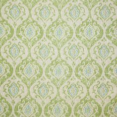 Ottoman Pindler Fabric P4094 ARCADIA - GREEN www.pindler.com