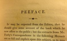 I'm pretty sure a typo like this on the first page of your book was just as painful in 1830 as it is now.