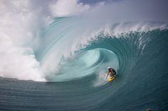 Teahupoo May 2013; SURFER Magazine