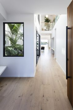 Dream Home Design, My Dream Home, House Design, Building Design, Building A House, Hallway Inspiration, New Home Designs, Modern Country, House Layouts
