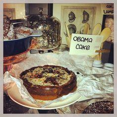 Obama Cake