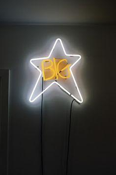 Big Star by Ron Terada (2003)
