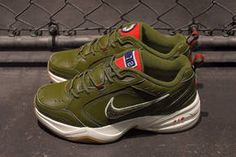 Nike Air Monarch IV Fathers Day Camp Vibes release info green sneaker
