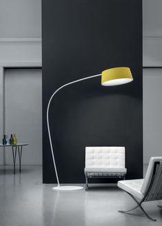 Floor Lamp - Oxygen_FL1| Linea Light Group