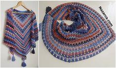 KOLAY ETAMİN ÖRNEKLERİ   Nazarca.com Baby Knitting Patterns, Crochet Patterns, Chevron Purse, Granny Square Crochet Pattern, Crochet Earrings, Tulum, Beads, Rugs, Fashion