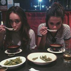 Maia Mitchell & Alycia debnam carey