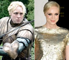 Game of Thrones Cast: What They Look Like Off-Screen!: Gwendoline Christie