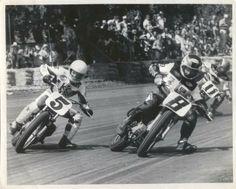 San Jose Mile: Gary Scott #5, Steve Eklund #8, and Scott Parker #11