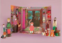 Dolls Scenario - Contes Fabuleux