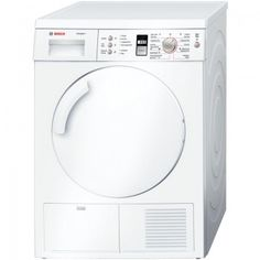 The Bosch Condenser Tumble Dryer White has a load capacity meaning you can dry towels, socks and jeans all at once. Tumble Dryers, American Style Fridge Freezer, Eggs For Baby, Solid Doors, Cost Of Goods, Range Cooker, Clothes Dryer, Heat Pump
