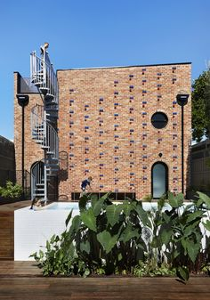 Gallery of Brickface House / Austin Maynard Architects - 1