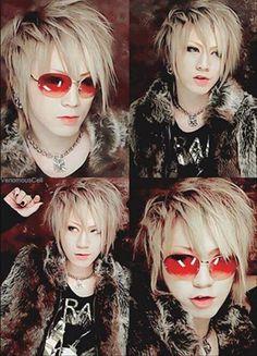Within a VORTEX, hermozoanime: Rukiiiiii :* The Gazette The Gazette Band, Ruki The Gazette, Japanese Punk, Kei Visual, Dir En Grey, Rock Bands, The Man, Model, Entertainment