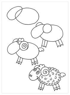14 techniques simplissimes pour aider vos enfants à apprendre à dessiner
