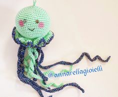 Tutorial Amigurumi Annarellagioielli : Tutorial alberello di natale all uncinetto how to crochet a