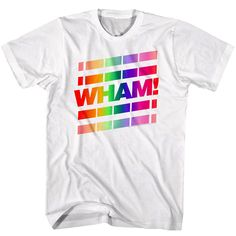 22 Wake Me Up Before You Go Go Wham Ideas Wham T Shirt Mens Tshirts Mens Tops