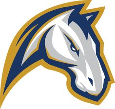 California Davis Aggies Alternate Logo (2001) - A horse's head