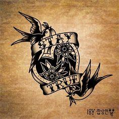 Tattoo old school girl ideas beautiful 57 Ideas Body Art Tattoos, Hand Tattoos, Girl Tattoos, Sleeve Tattoos, Book Tattoo, Tattoo Blog, Cat Tattoo, Traditional Tattoo Old School, Traditional Tattoo Art