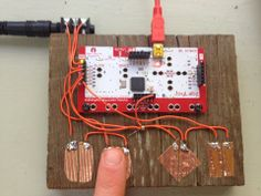 Become a Beatmaker by creating a musical interface and building an electronic instrument from various parts! https://diy.org/skills/beatmaker/challenges/1659/make-beats-with-a-custom-music-interface